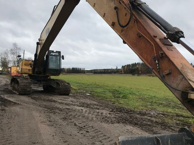 Cat 330 D  long reach  - 19