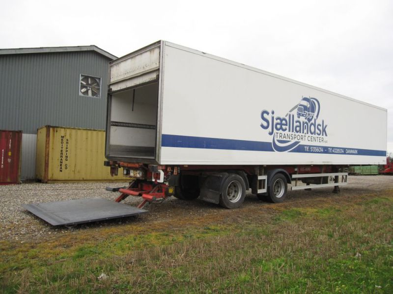 Kelberg City Køletrailer 2 akslet / Refrigerated trailer 2-Axle - 2