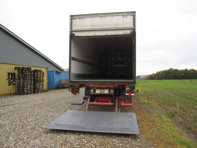 Kelberg City Køletrailer 2 akslet / Refrigerated trailer 2-Axle - 3