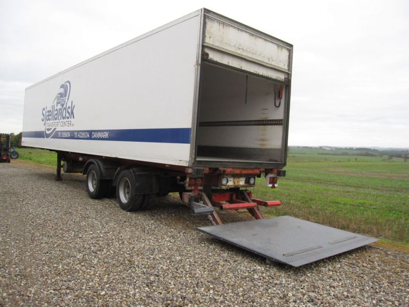 Kelberg City Køletrailer 2 akslet / Refrigerated trailer 2-Axle - 4