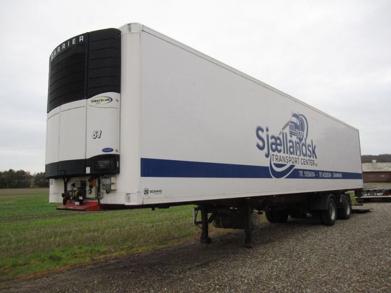 Kelberg City Køletrailer 2 akslet / Refrigerated trailer 2-Axle - 5