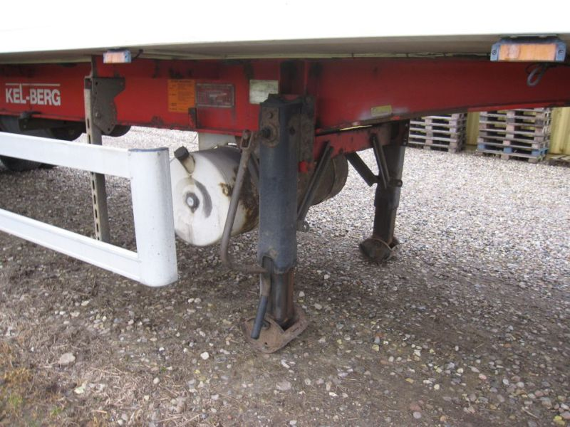 Kelberg City Køletrailer 2 akslet / Refrigerated trailer 2-Axle - 16