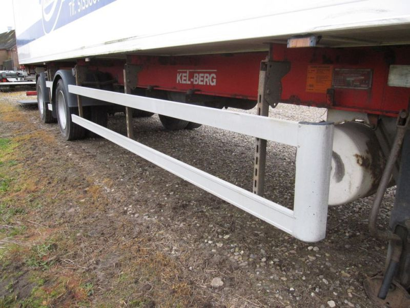 Kelberg City Køletrailer 2 akslet / Refrigerated trailer 2-Axle - 17