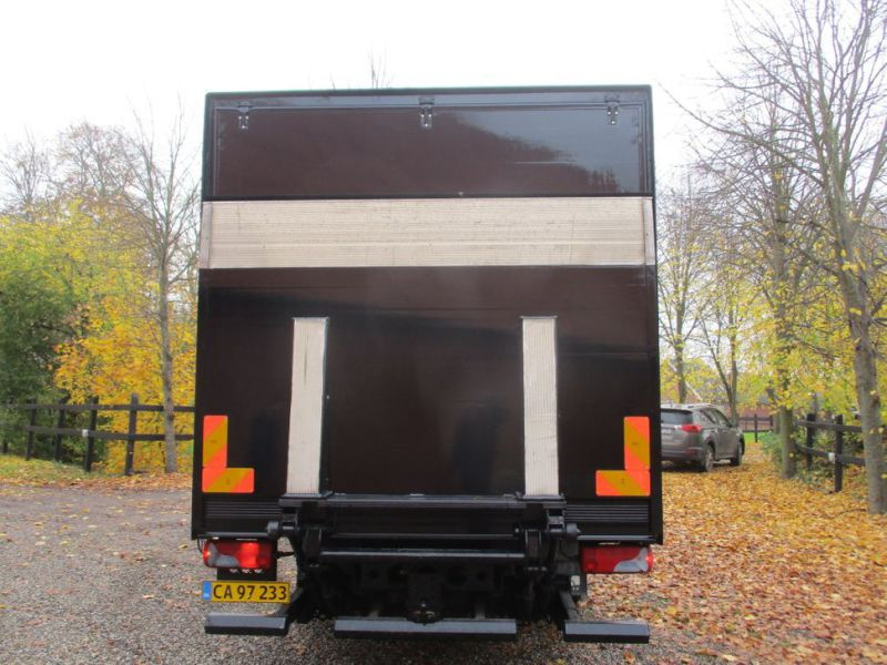 Mann TGL lastbil med lift og indretning / truck with lift and decor - 4