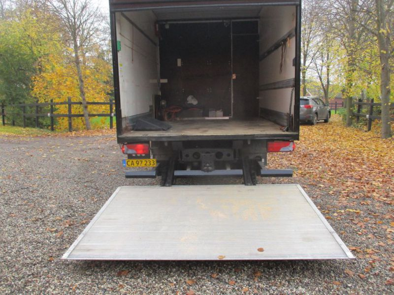 Mann TGL lastbil med lift og indretning / truck with lift and decor - 18