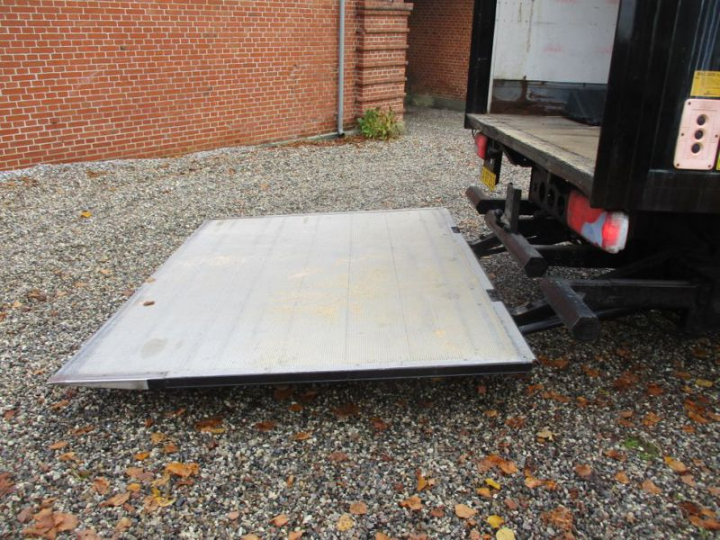 Mann TGL lastbil med lift og indretning / truck with lift and decor - 21