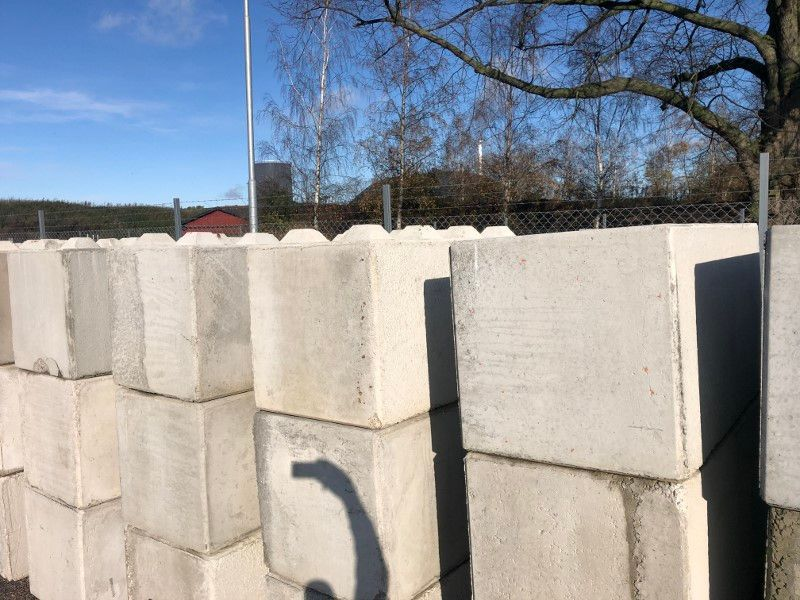 Betongblock/Concrete blocks - 1