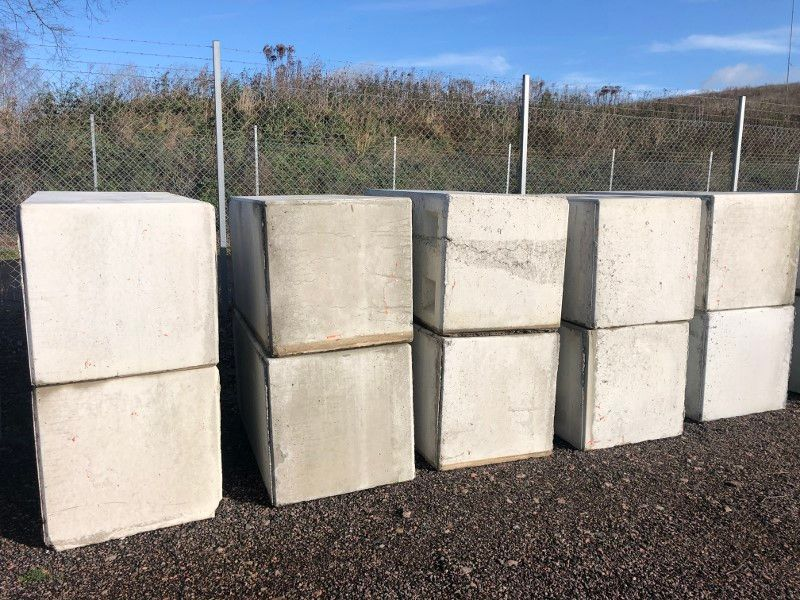 Betongblock/Concrete blocks - 0
