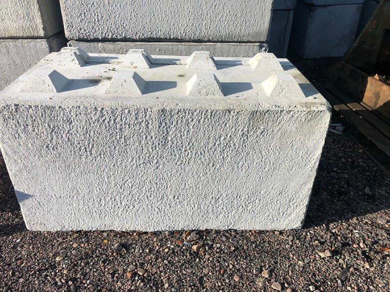 Betongblock/Concrete blocks - 3