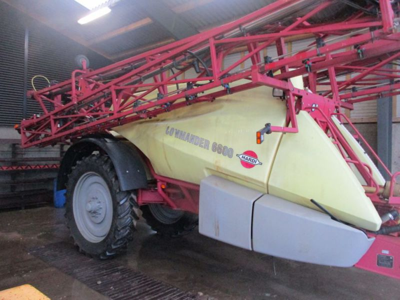 Trailersprøjte Hardi Commander 6600 / Trailer sprayer - 0