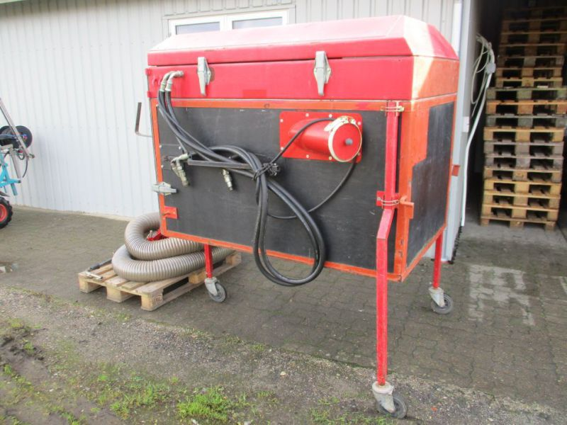 Løvsuger HTF med beholder, slange og sugestudse / leaf collector with container, hose and suction nozzle - 6