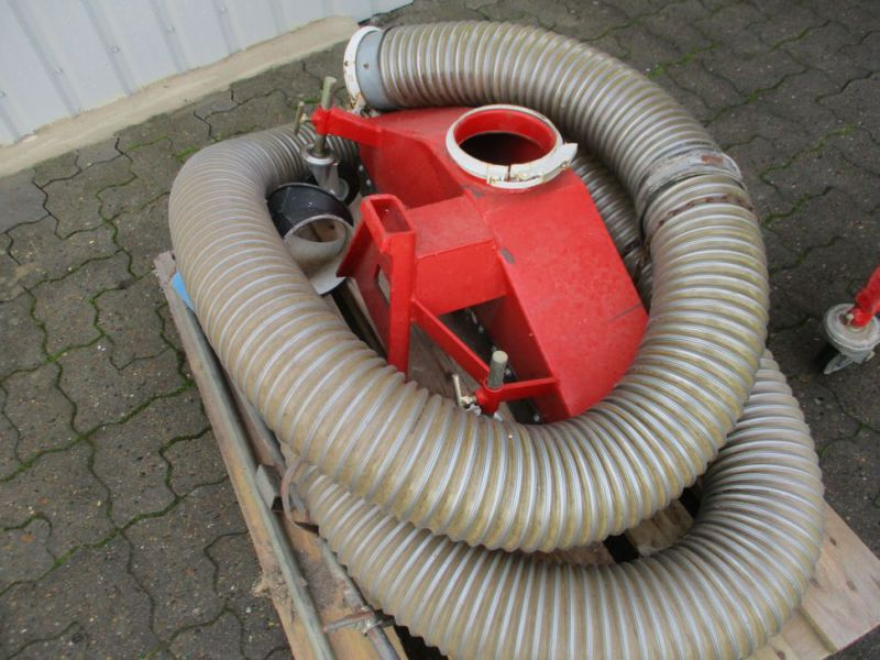 Løvsuger HTF med beholder, slange og sugestudse / leaf collector with container, hose and suction nozzle - 9