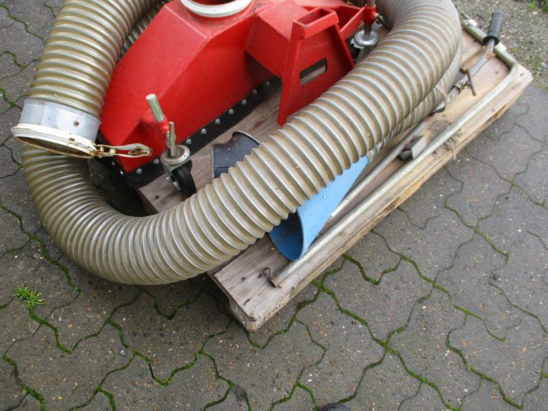 Løvsuger HTF med beholder, slange og sugestudse / leaf collector with container, hose and suction nozzle - 10