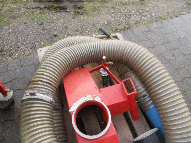 Løvsuger HTF med beholder, slange og sugestudse / leaf collector with container, hose and suction nozzle - 13
