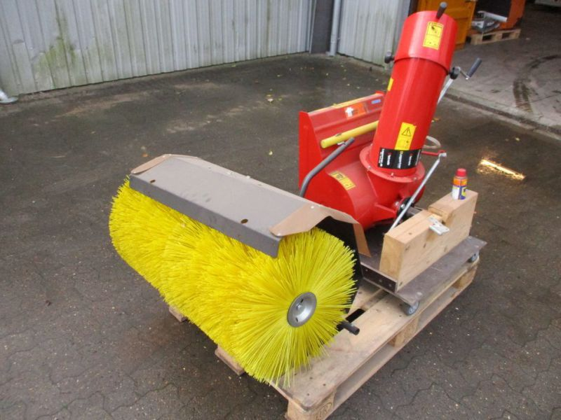 Kost 80 cm og Sneslynge / sweeper and snowblower - 2