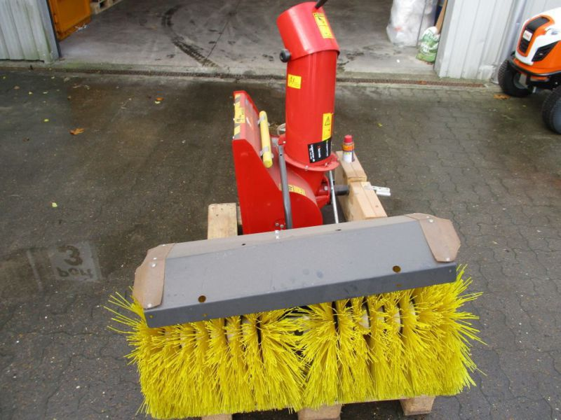 Kost 80 cm og Sneslynge / sweeper and snowblower - 3