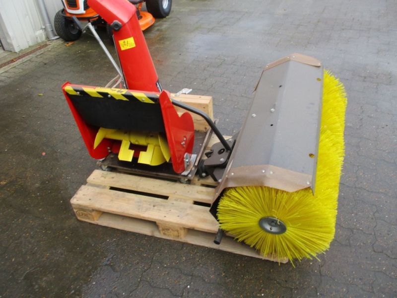 Kost 80 cm og Sneslynge / sweeper and snowblower - 4