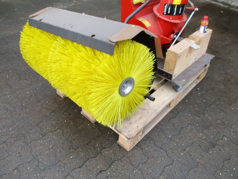 Kost 80 cm og Sneslynge / sweeper and snowblower - 20