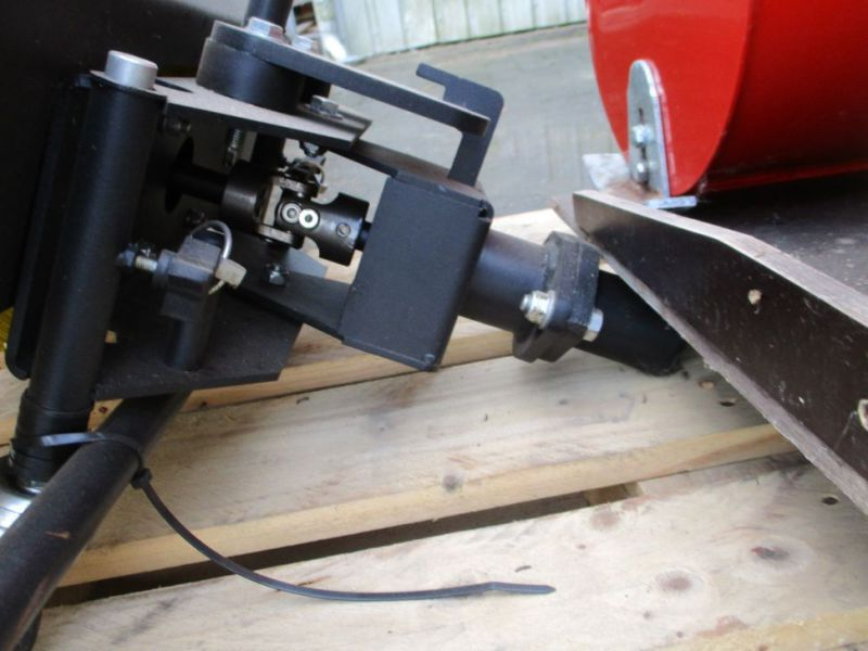 Kost 80 cm og Sneslynge / sweeper and snowblower - 25