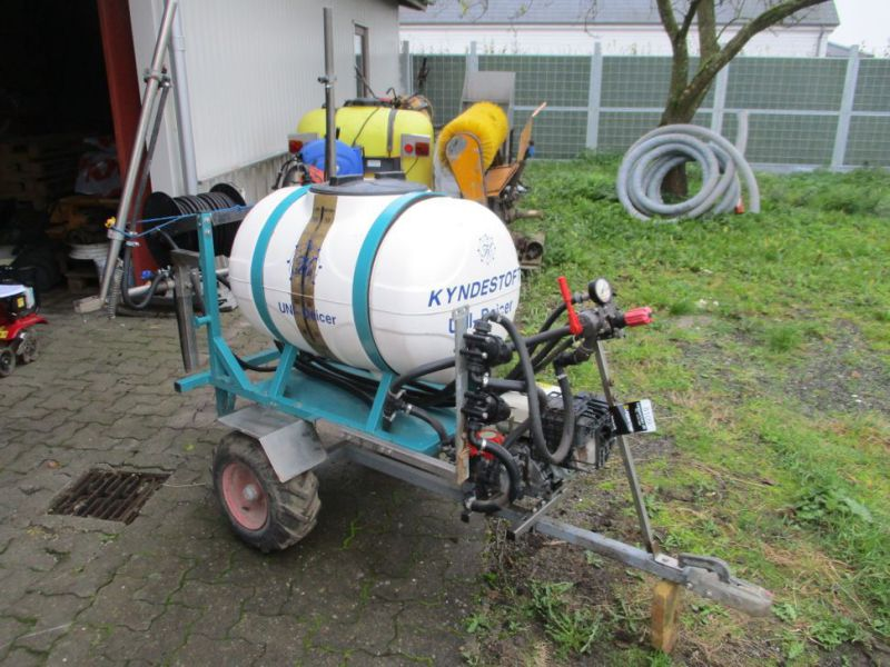 Trailersprøjte Kyndestoft 3 meter Bom / sprayer with 3 meter boom - 7
