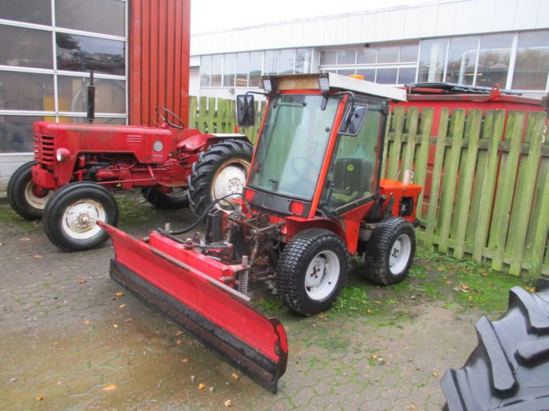 Carraro TIGER TRAC 3800 med sneskraber / with snow scraber - 0