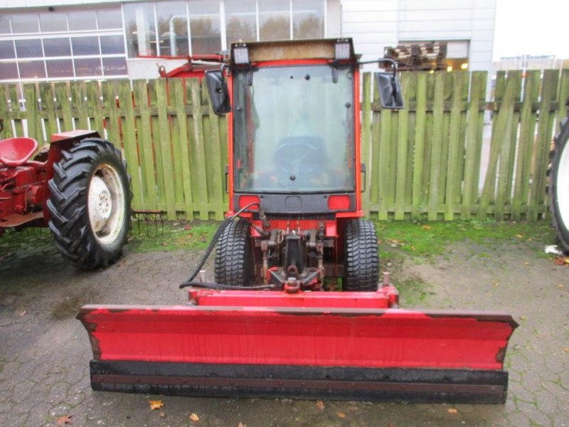 Carraro TIGER TRAC 3800 med sneskraber / with snow scraber - 1