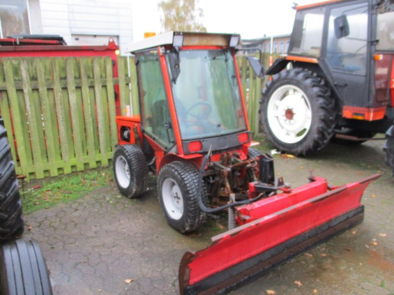 Carraro TIGER TRAC 3800 med sneskraber / with snow scraber - 2