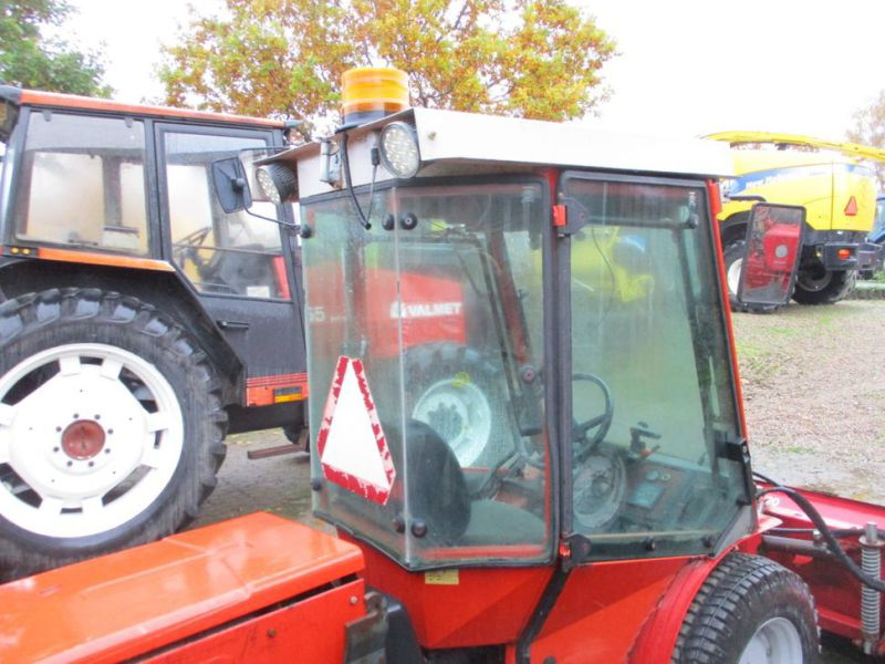 Carraro TIGER TRAC 3800 med sneskraber / with snow scraber - 6