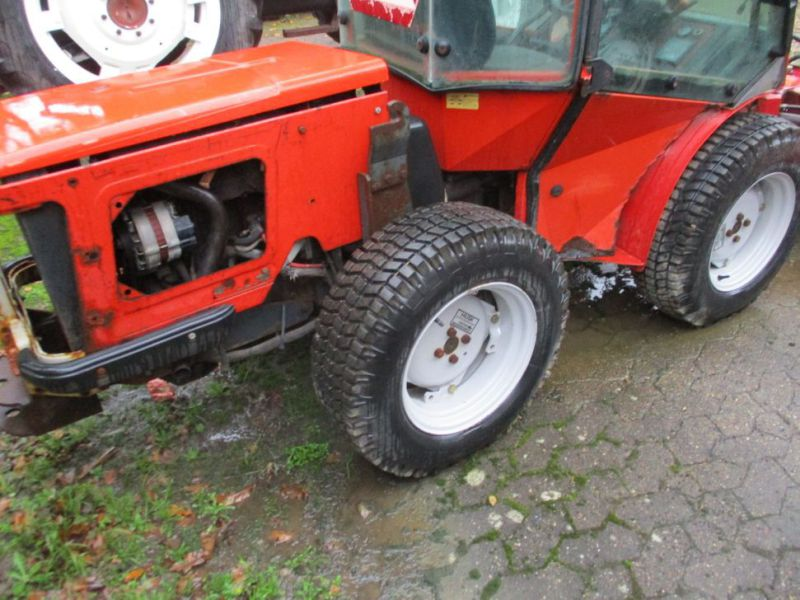 Carraro TIGER TRAC 3800 med sneskraber / with snow scraber - 7