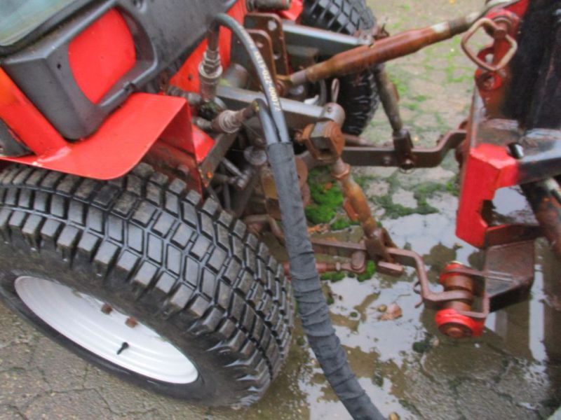 Carraro TIGER TRAC 3800 med sneskraber / with snow scraber - 11