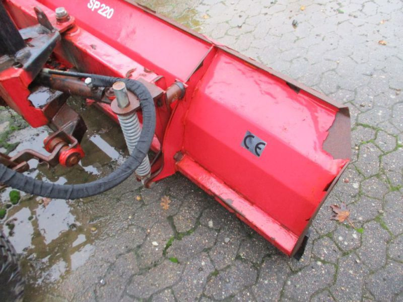 Carraro TIGER TRAC 3800 med sneskraber / with snow scraber - 14