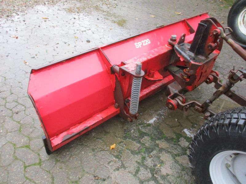 Carraro TIGER TRAC 3800 med sneskraber / with snow scraber - 15