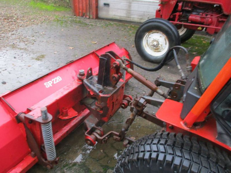 Carraro TIGER TRAC 3800 med sneskraber / with snow scraber - 16