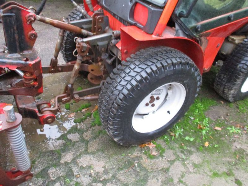 Carraro TIGER TRAC 3800 med sneskraber / with snow scraber - 19