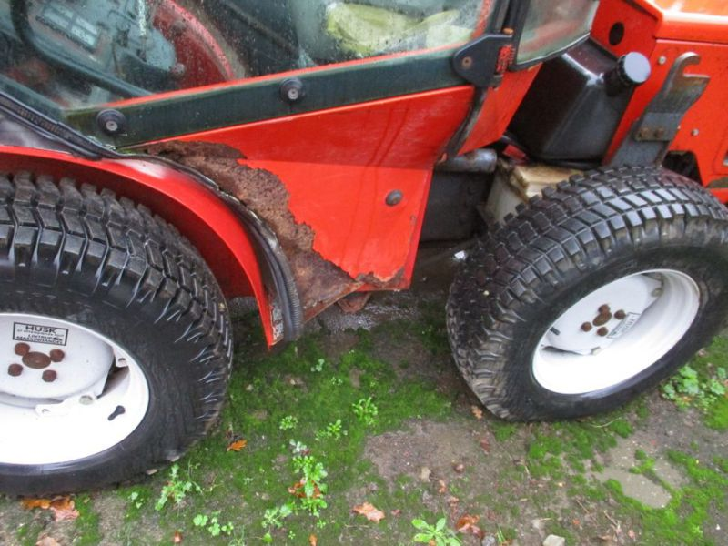 Carraro TIGER TRAC 3800 med sneskraber / with snow scraber - 20