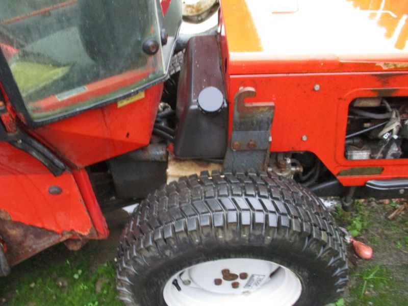 Carraro TIGER TRAC 3800 med sneskraber / with snow scraber - 21