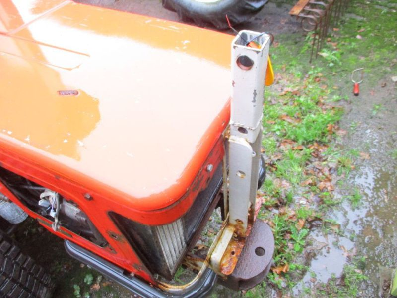 Carraro TIGER TRAC 3800 med sneskraber / with snow scraber - 24
