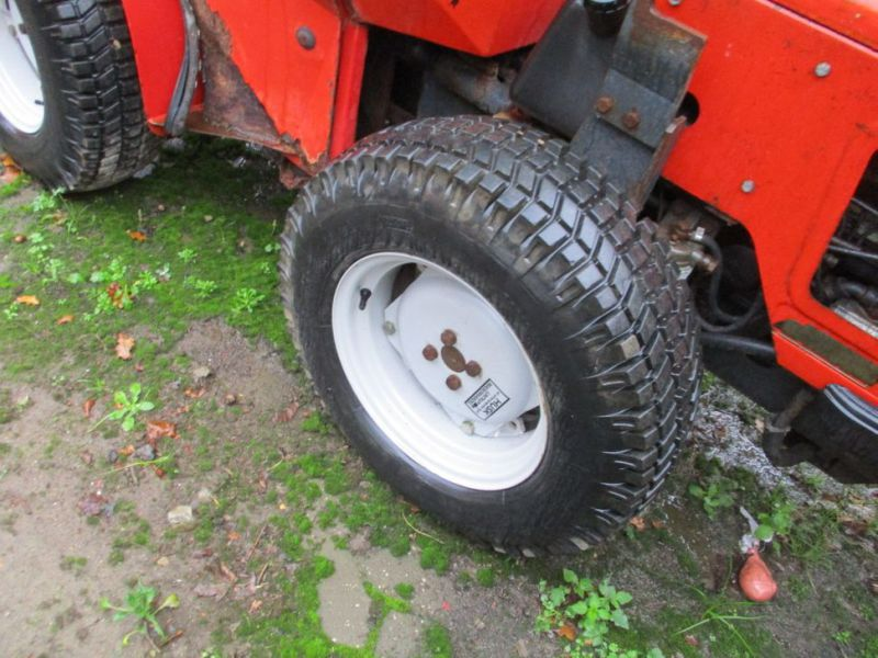 Carraro TIGER TRAC 3800 med sneskraber / with snow scraber - 27
