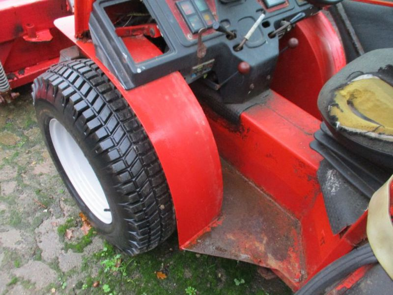 Carraro TIGER TRAC 3800 med sneskraber / with snow scraber - 28