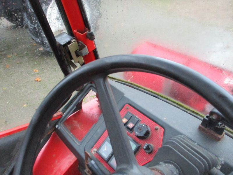 Carraro TIGER TRAC 3800 med sneskraber / with snow scraber - 44