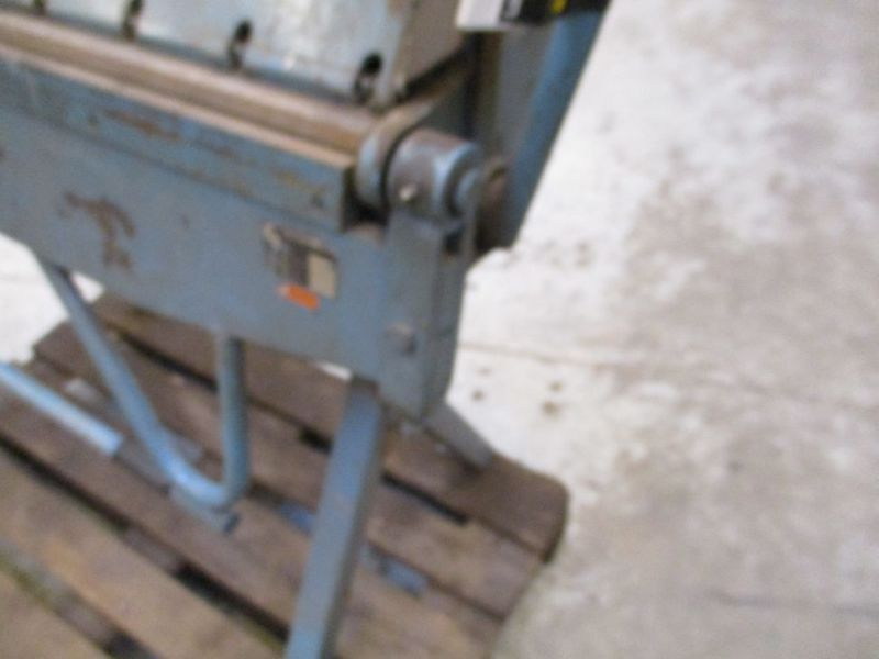 Pladebukker Scantool max 2 mm. / bending macine  - 12