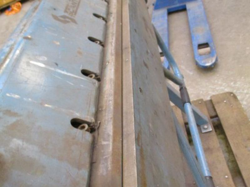 Pladebukker Scantool max 2 mm. / bending macine  - 21
