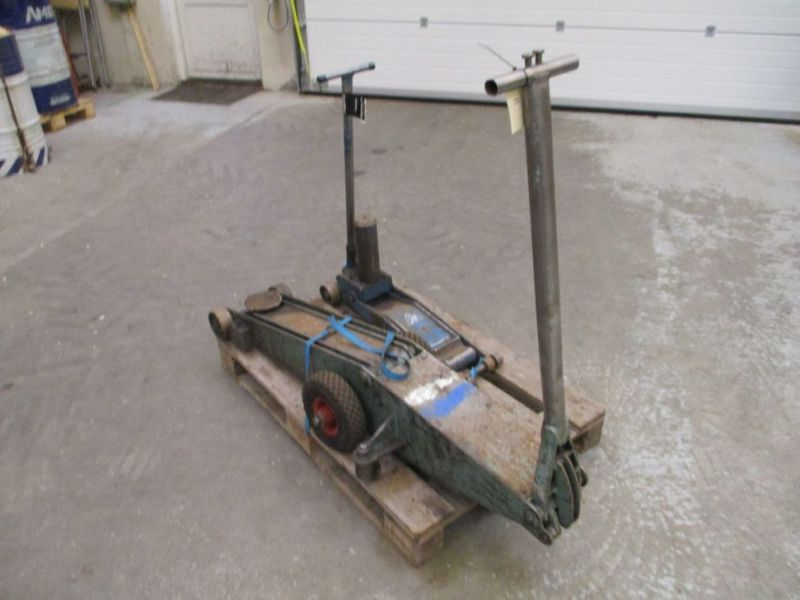 Donkrafte 2 stk 3 tons og 4 tons / Jacks 2 pieces 3 tons and 4 tons - 3