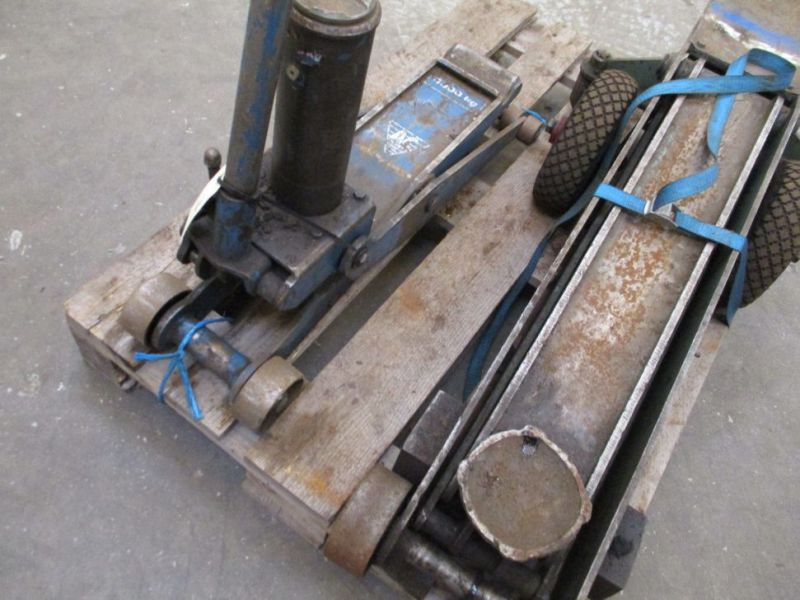 Donkrafte 2 stk 3 tons og 4 tons / Jacks 2 pieces 3 tons and 4 tons - 25