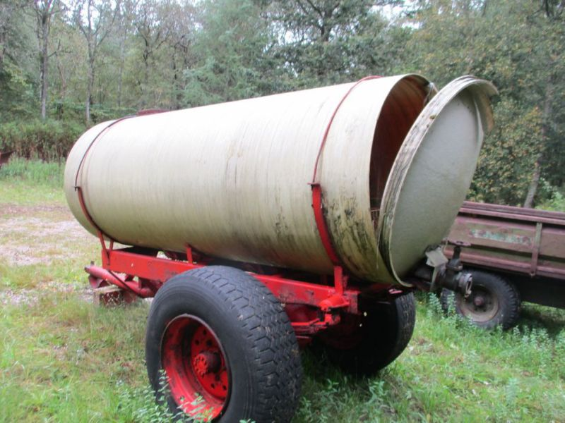 Vandvogne med glasfibertanke./ Water trailers with fiberglass tanks - 7