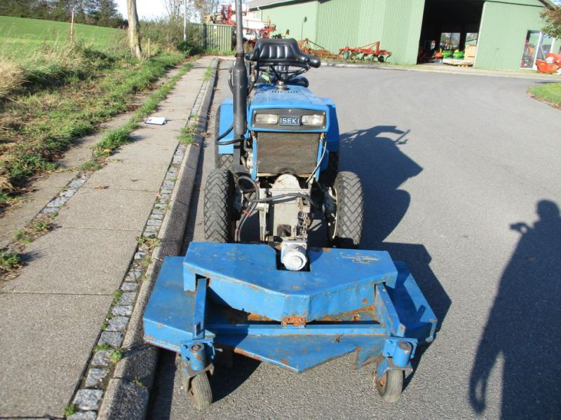 Iseki TX 1510 4 WD med front rotorklipper / Tractor with mower - 3