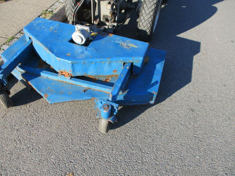 Iseki TX 1510 4 WD med front rotorklipper / Tractor with mower - 41