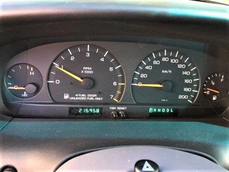 2000 Chrysler Grand Voyager 3.3 LX 7-seter - 8