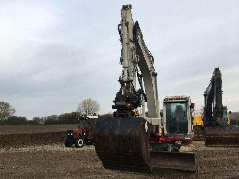 Takeuchi TB 1140 med Rotortilt / with Rotor Tilt - 2