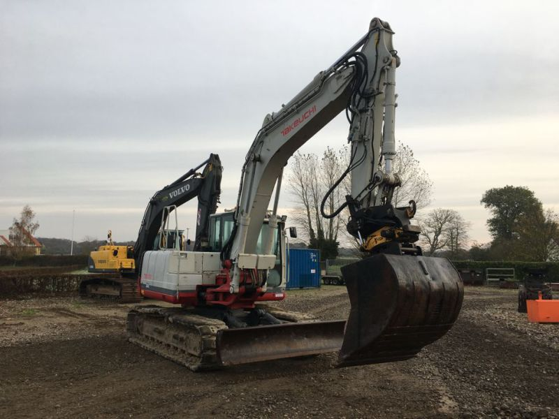 Takeuchi TB 1140 med Rotortilt / with Rotor Tilt - 3